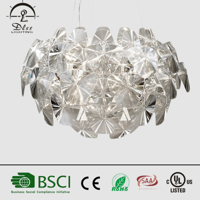 New design creative energying crystal chandelier
